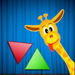 Games for kids 5 year: Tangram