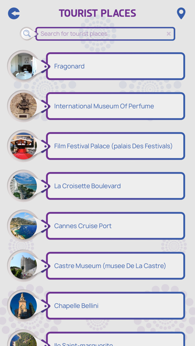 Cannes City Guide screenshot 3