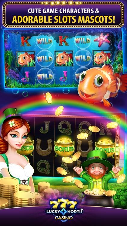 Lucky North Casino Slots screenshot-6