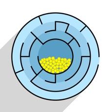 Activities of Balls vs Maze