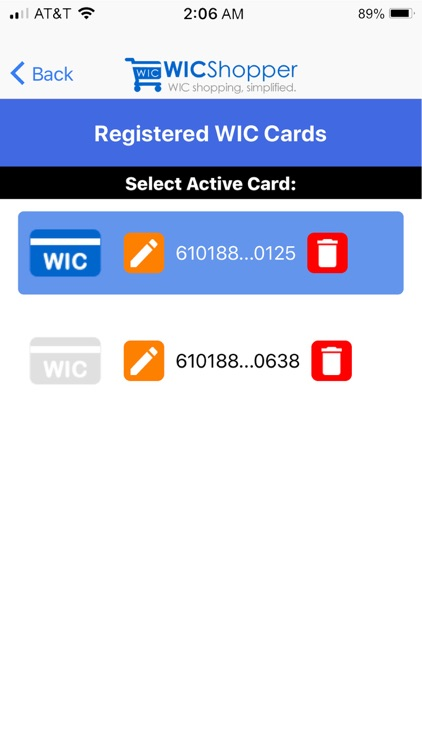 WICShopper screenshot-6