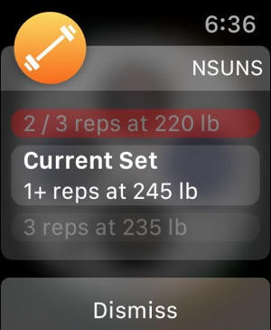 nSuns 5/3/1 on the App Store