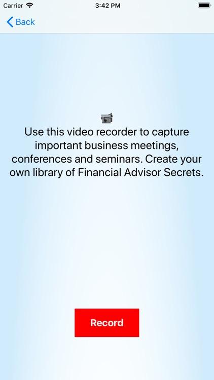 Financial Advisor Study App screenshot-8