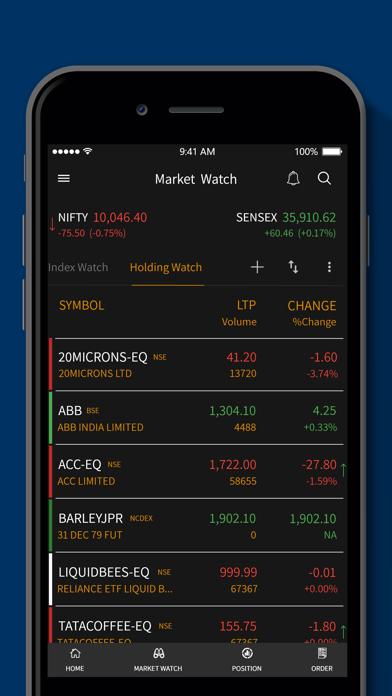 GEPL Advance Mobile screenshot three