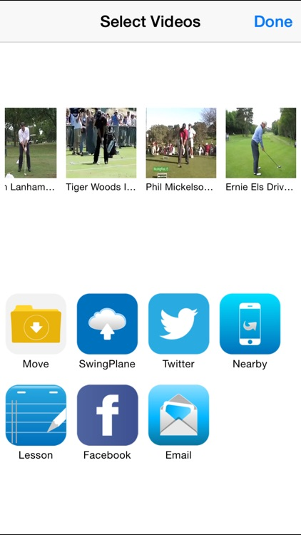 Golf SwingPlane screenshot-3
