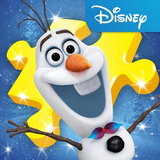 Пазлы Disney!