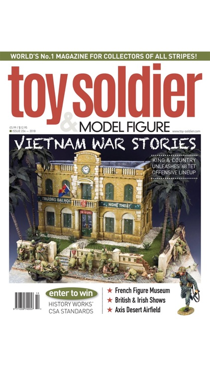 Toy Soldier and Model Figure screenshot-5