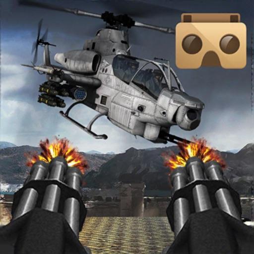 VR Gunship Rescue Helicopter
