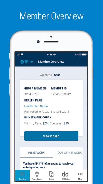 BlueCrossMN Mobile