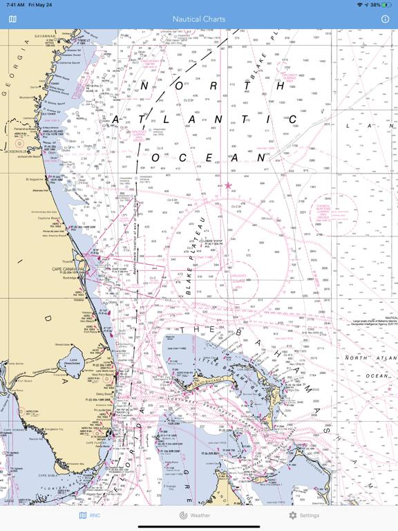 Nautical Charts & Maps screenshot 16
