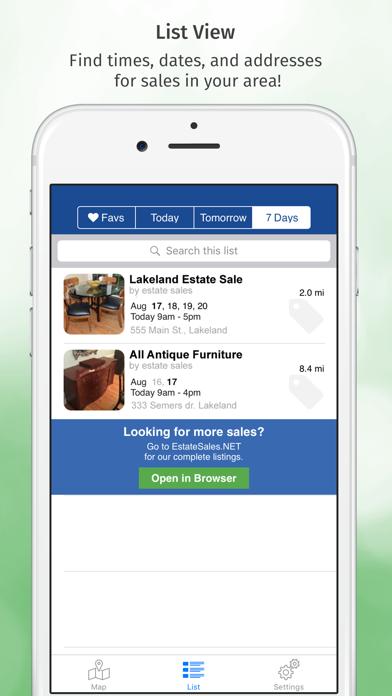 messages.download Estate Sales - EstateSales.NET software