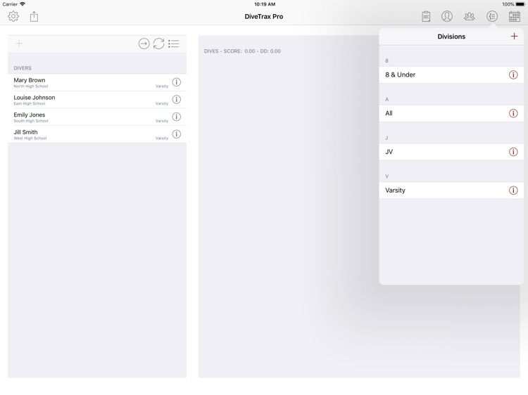 DiveTrax Pro screenshot-4