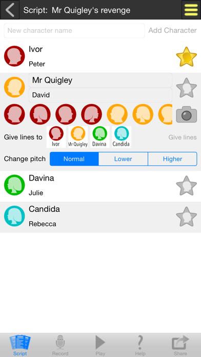Linelearner review screenshots