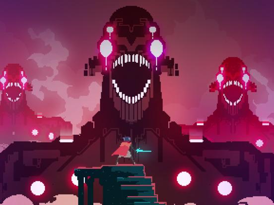 Hyper Light Drifter screenshot 1