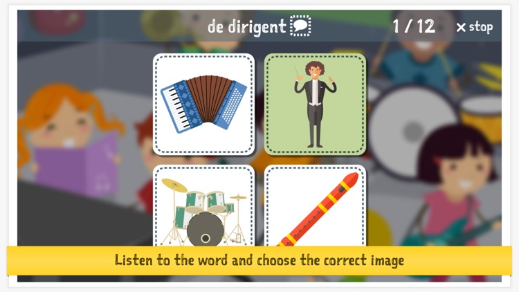 Learn Dutch With Amy for Kids screenshot-7