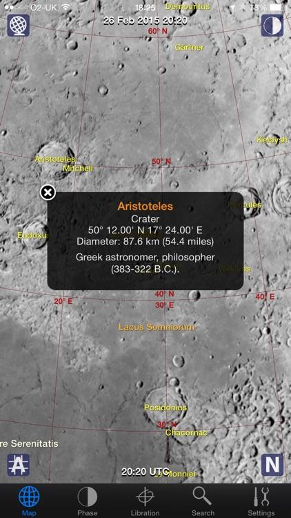 Moon Atlas screenshot-3