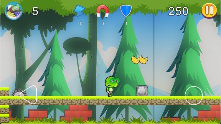 Smart Turtle Fruit Runing Game screenshot-8