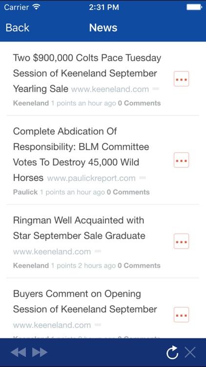 Horse Races Now screenshot-4