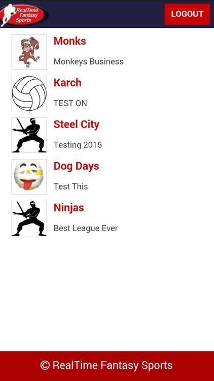 RTSports screenshot-4