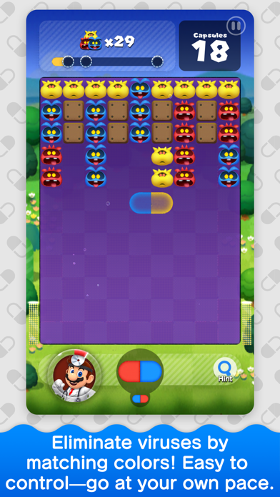 Dr. Mario World screenshot 2