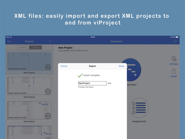 viProject - Project Management screenshot-8