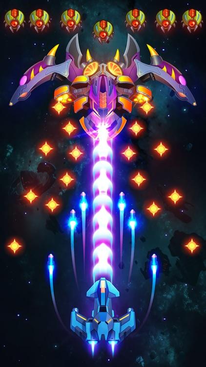 Galaxy Invaders: Alien Shooter screenshot-7