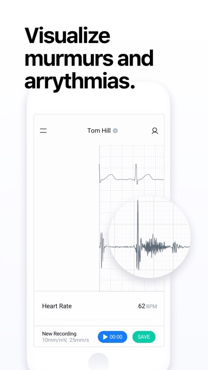Eko: Digital Stethoscope + ECG screenshot-3