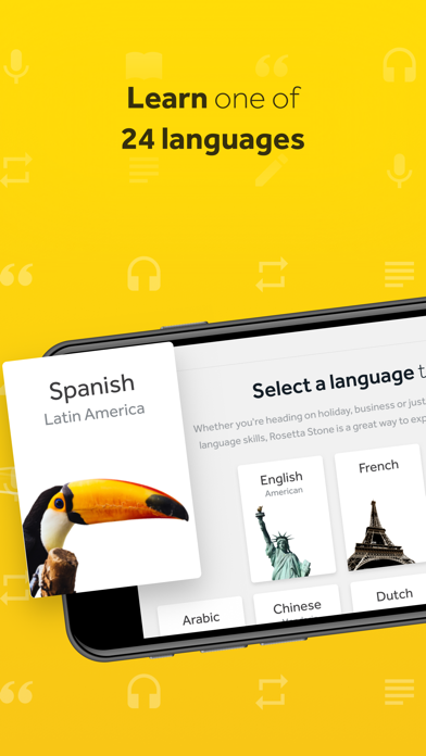 download Rosetta Stone: Learn Languages apps 4