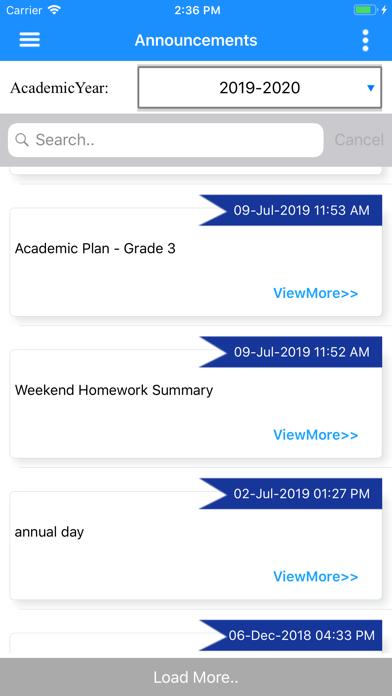 Litera Valley Zee School screenshot 3