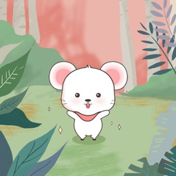the cute mouse