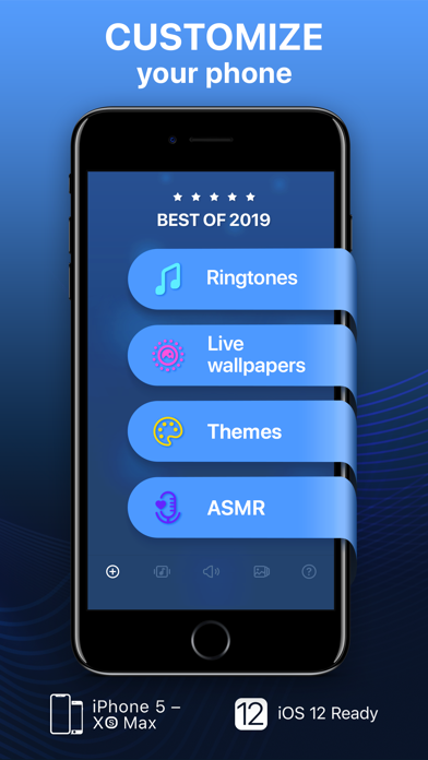 download Ringtones for iPhone! apps 0