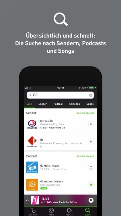 radio.at - Podcast und Radio screenshot-5