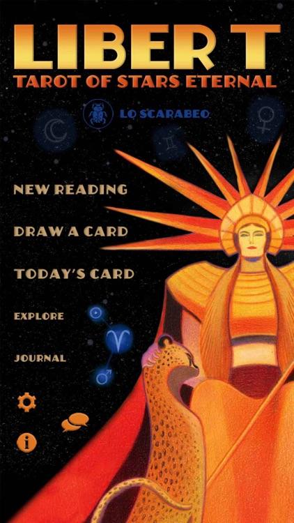Liber T: Tarot Stars Eternal
