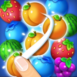 Fruits Crush : Mach3 Puzzle