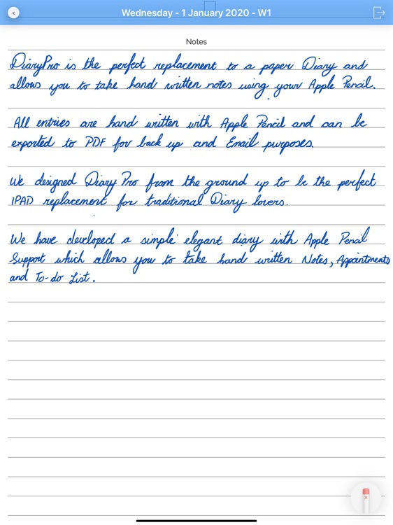 Diary Pro screenshot-4