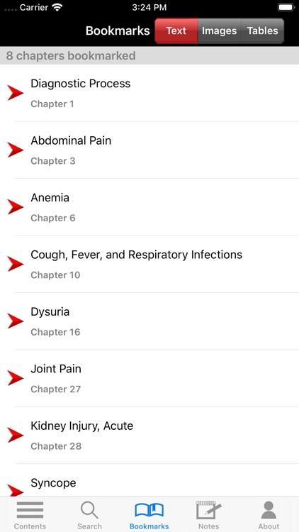 Symptom to Diagnosis 4/E screenshot-9