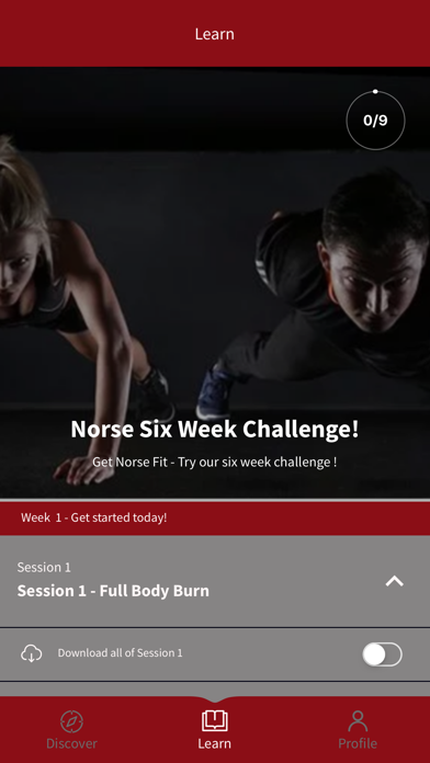 Norse Fitness & Rehab screenshot 1