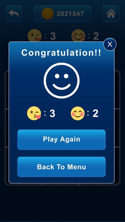 Tic Tac Toe For Emoji New screenshot-3
