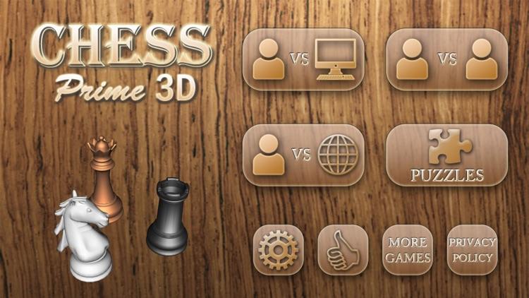 Chess Prime 3D Pro screenshot-5