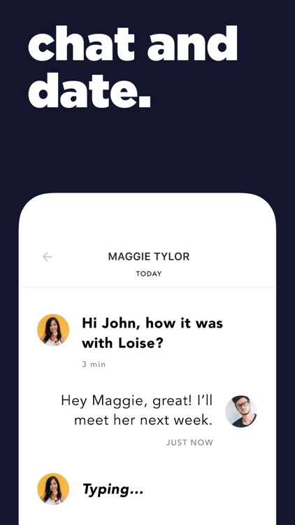 Match Me - Social Dating App screenshot-4