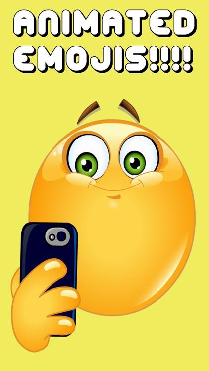 Animated Emoji World 4