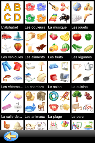 TicTic : Learn French - náhled