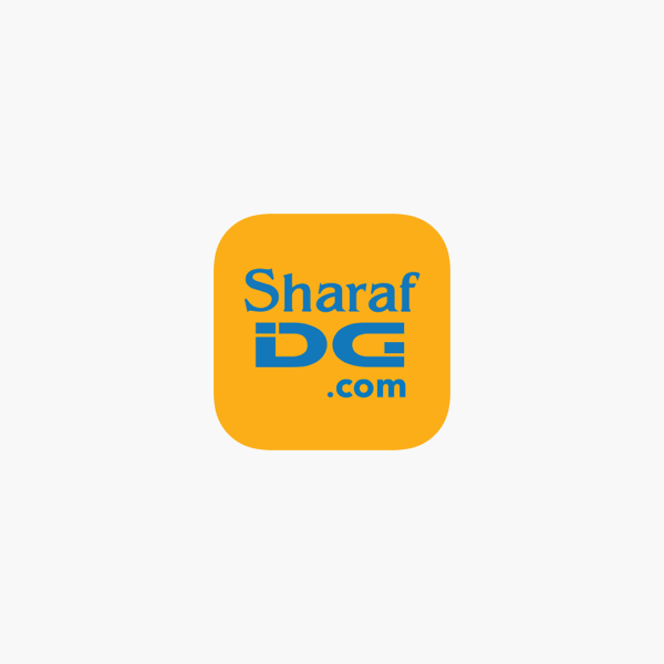 Sharaf DG on the App Store