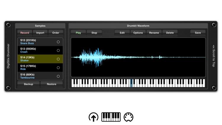DigiStix Drummer AUv3 Plugin screenshot-7