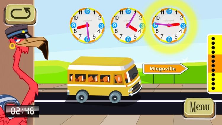 Telling Time for Kids. screenshot-3