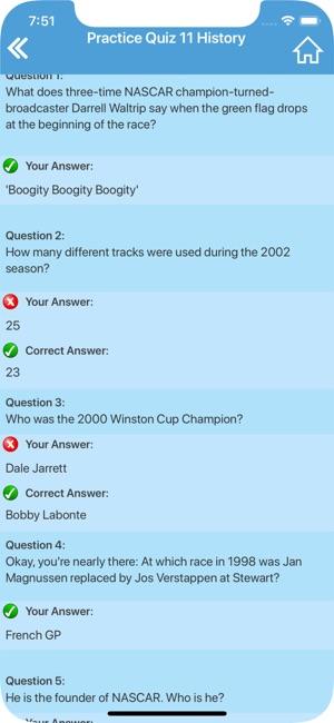 Motorsport Quiz