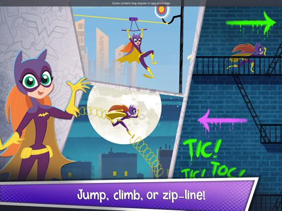 DC Super Hero Girls Blitz screenshot 11