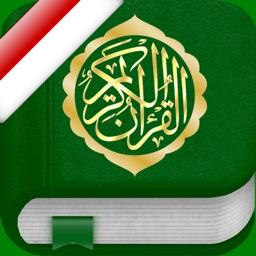 Al-Quran in Indonesian, Arabic
