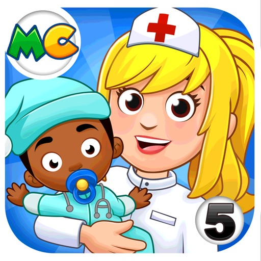 My City : Newborn Baby app for ipad