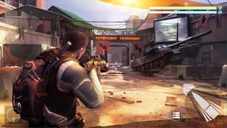 Cover Fire: Shooting Games 3d screenshot-6